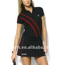 2012 new women tennis clothes