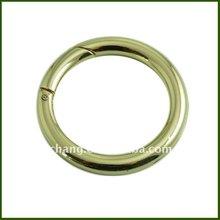 fashion spring gate ring