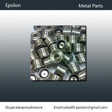 Custom precision cnc tube parts