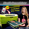 A3 size DTG printer with White Ink, Direct to Garment Printer