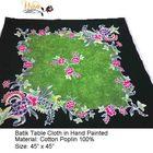 Batik Table Cloth Beautifully Hand Drawn