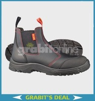 Skellerup Red Band Work Boots Slip On Safety
