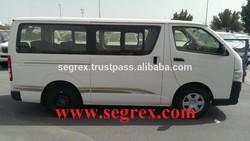 New Toyota Hiace 2.5 Diesel (DSL) and 2.7 Petrol, Standart Roof mini bus