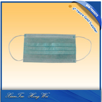 Disposable Nonwoven chinese shield face mask
