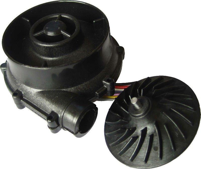 24v Blower Fan With Dc Brushless Motor View 24v Blower