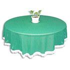 Jacquard PVC Garden Table Cloth,anti-slip table cloth