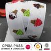 22 mm Party Series Printed Ice cream Grosgrain Ribbon Cake Ribbon