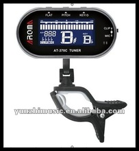 Wind instruments TUNER,Tuning by internal Mic or inplant piezo pickup
