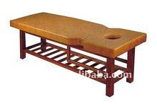 Modern wooden leg full body massage bed