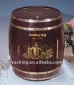 De américa- roble barril de vino más fresco con 18 botters ct48b vino