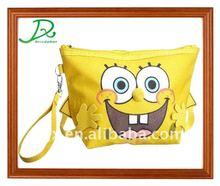2011 Cartoon make up bags