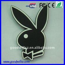 promotion CE/RoHS/FCC 2GB/4GB/8GB rabbit generic usb flash disk