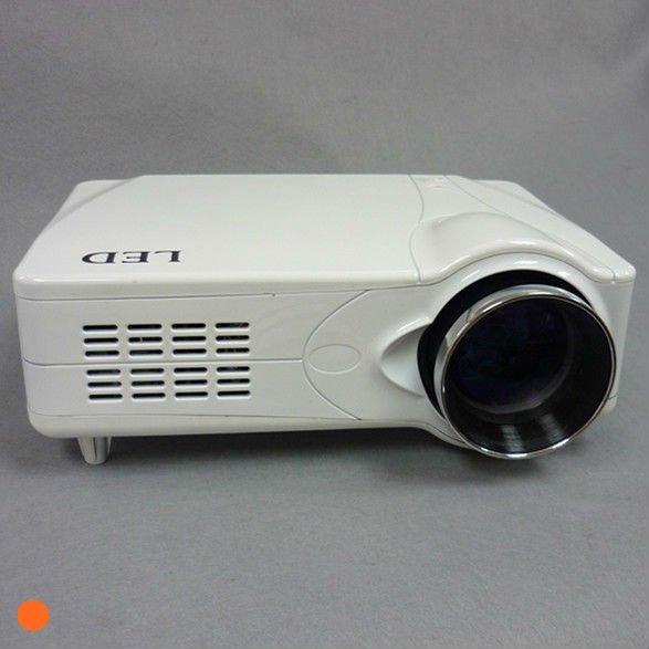 Barato proyector llevado portable del hdmi 1080 p