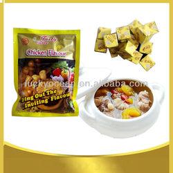 Kosher chicken flavour bouillion cubes