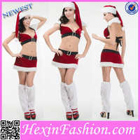 2014 Sexy Lingerie Christmas Costume