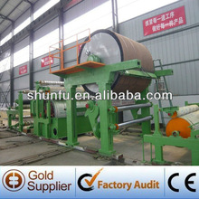 1092mm toilet tissue paper mill complete line