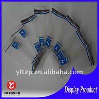 plastic self adhesive sealing ldpe milk polybag with custom logo printing