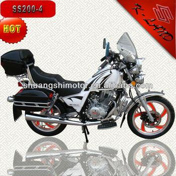 Chongqing pistons pneu de moto 200cc (SS200-4)