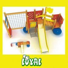 LOYAL BRAND residential playground slides