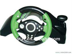 Power racing wheel ,Vibration Racing Game Wheel For XBOX