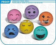 27MM HIGH Bouncing ball rubber solid bouncing ball