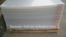transparent acrylic sheet for silk screen printing