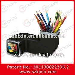 1.5 inch penholder electronics photo frame