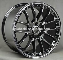 5x120 wheels 19 inch chrome rims concave rims chrome alloy wheels