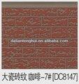 Nuovo 2013 pannello murale decorativo esterno/pannello facciata per casa prefabbricata/villa