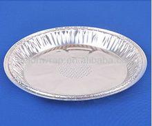 Round Aluminium foil tray