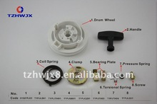 Recoil starter assembly Parts For Small Gasoline or Diesel Generator Spare Parts 152F