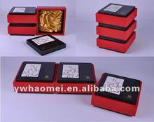 PU leather gift box