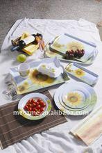 Melamine Dinner set ,dinner ware,tableware