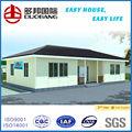Casa modular pré-fabricada com ótimo custo-benefício tipo contêiner