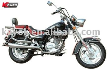 KM150-3 150cc Motorcycle, Aluminum wheel, big tire