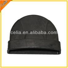 High Quality Ornamental Black Powder Coating Aluminium Fence Cap