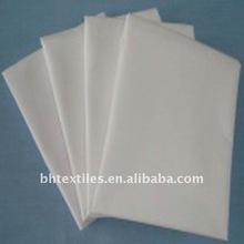 fabric roll cheap TC white poplin 45x45 110x76 57''/58'' pocket lining fabric