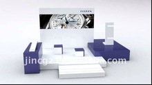 Novel design most popular acrylic watch stand & display