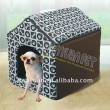 Pet House With Removable Cushion/dog house(YF73021)