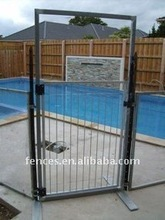China low price local metal fence barrier