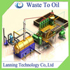 waste tyre fuel oil equipment