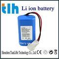 7.4v 2000 mah bateriasrecarregáveis com bms