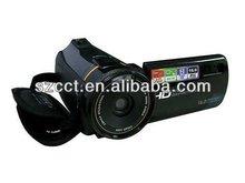 """2013 New Fashion Design Mini Smart HD digital video camera with 720P 16 Million Pixels 3.0"""" TFT LCD DV-F918C"""