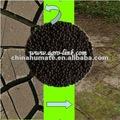 humate sólido fertilizantes orgánicos de fósforo