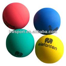 fluorescent rubber bouncing ball