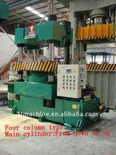 Four Column Hydraulic Cutting Machine
