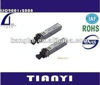 single fiber transceiver