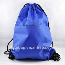 high capacity pure color gym sack