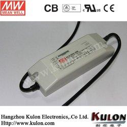 MEANWELL 277v input 80W 15V LED Power Supply HLN-80H-15