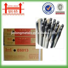 GB E4313 J421 J422 carbon steel AWS E6013 welding electrode welding
